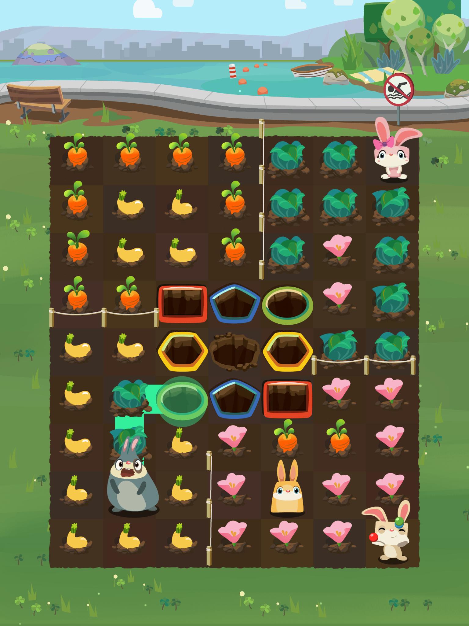 Patchmania game screenshot-giochi-per-la-mente